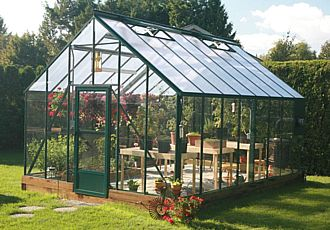 Green Cottage Greenhouse