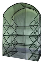 Harvesthouse plus netting cover