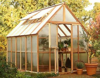 8 x 12 Sunshine  Greenhouse Gardenhouse